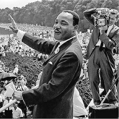 He was all about peace, love, & equality Happy #MLKDay - -  #martin #luther #king #mlk #dream #civilrights #movement #peace #equality #love #leader #leadership #justice #black #martinlutherking #history #mlkjr
