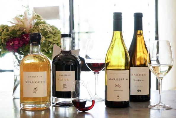 Copy of Mingle in the Margerum Tasting Room