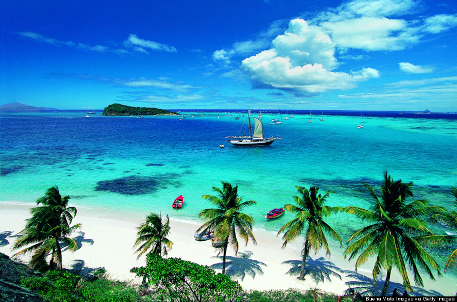 Copy of Private Island Escape in the Grenadines