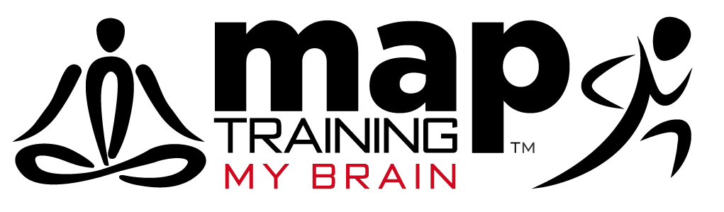 map training my brain