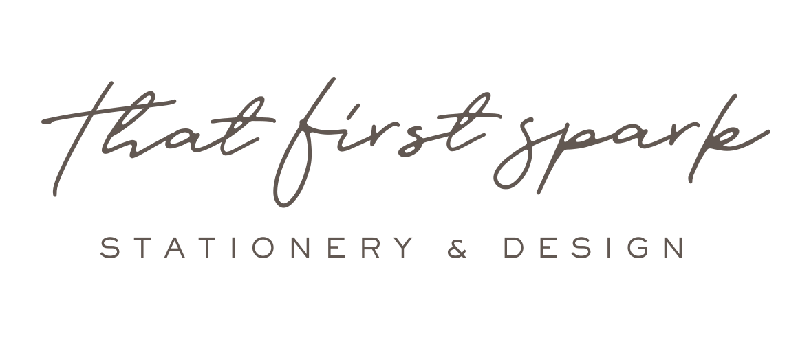 That First Spark Stationery & Design