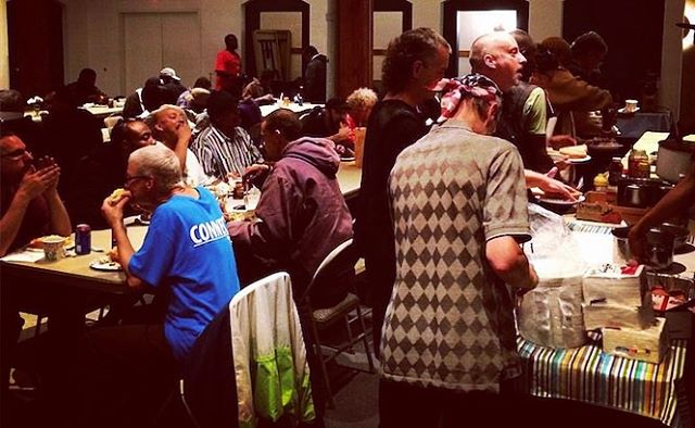 Feeding Chicago. #food #inspire #culture #chicago #community #poverty #homeless