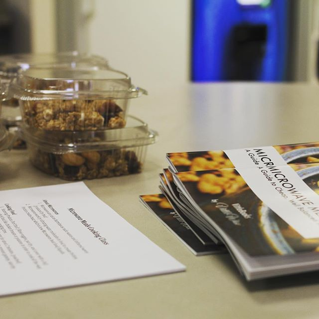 Malnutrition is extremely common in homeless shelters due to limited access to food and cooking supplies. We worked with the city of Chicago to provide cooking classes using only shelf stable ingredients and a microwave. Get the free cookbook on our website. #cooking #cookbook #chef #community #woke #chicagogram #homeless #thefeedfeed #humanity #nonprofit #life #lifehacks