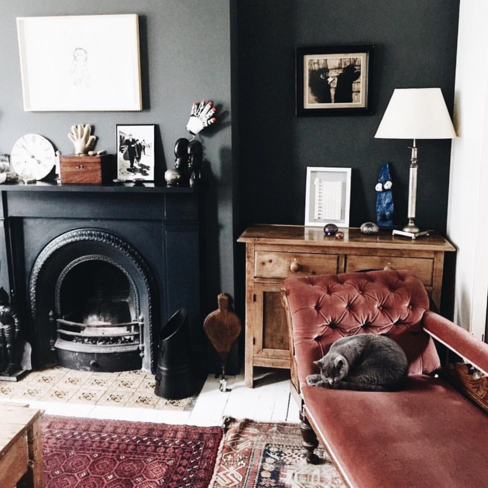 Sign up to our workshop and you will go home armed with tips to transform your rooms into beautiful spaces like this, the gorgeous sitting room of Kate Watson Smyth aka Mad About the House (image taken from her instagram @mad_about_the _house)