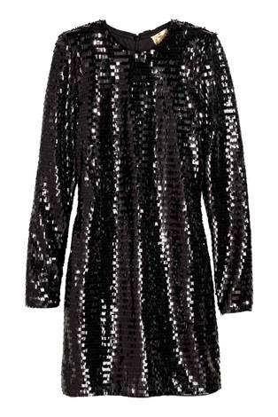 H&M  Sequin Dress £60