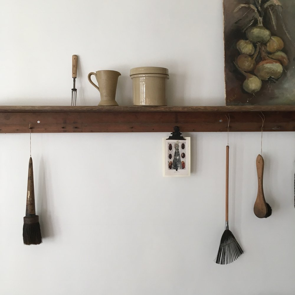 Beautiful things promised by our vintage newcomer Curated Room
