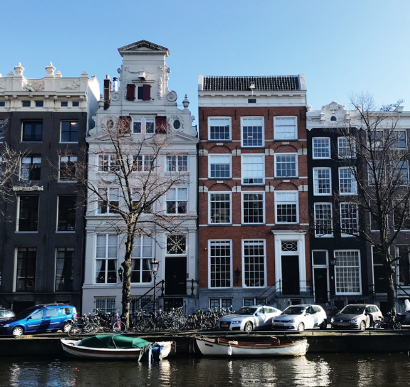 Amsterdam through the eyes of  Petite Passport