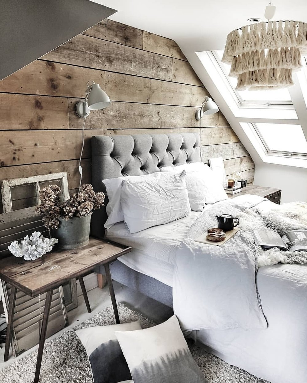 A rustic bedroom revamp later and a much lighter, brighter photo saw this photo do much better