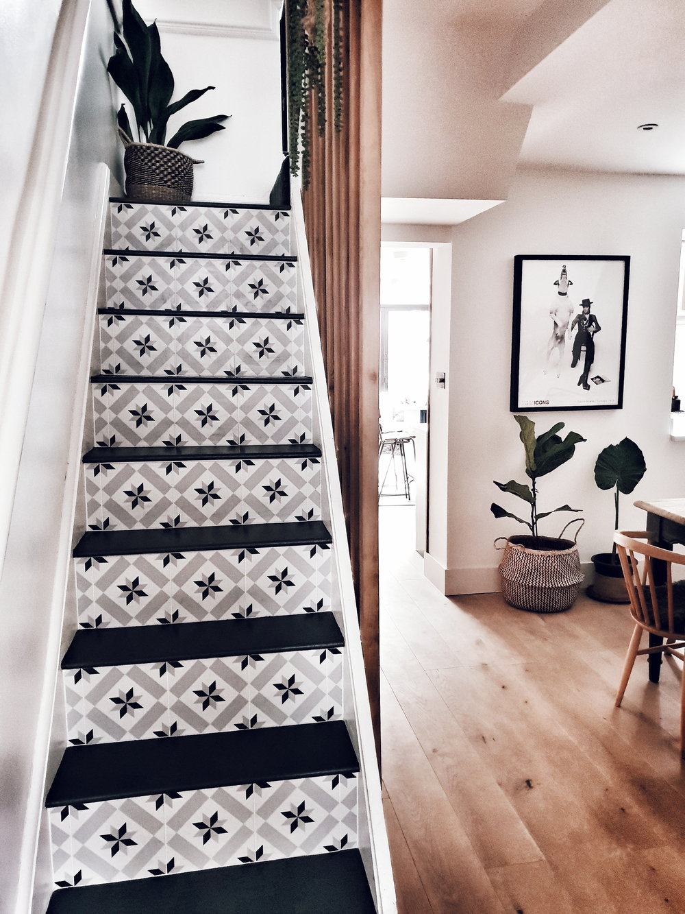 Those instagram famous stairs which are the first thing that catches your eye as you step inside the house