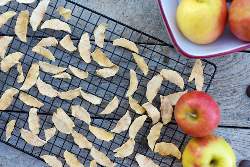 Download and Print Apple Chips  Recipe