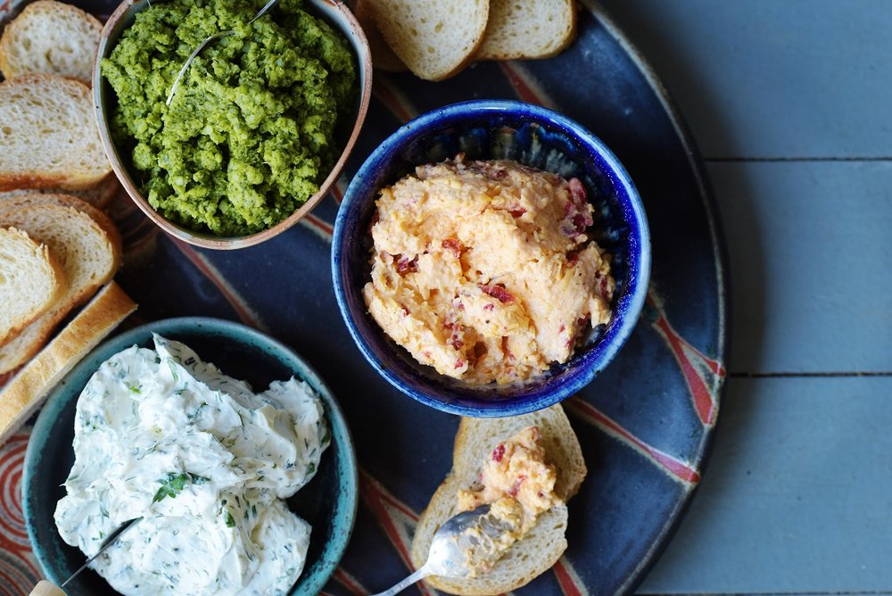Download and Print Smoky Pimento Cheese  Recipe