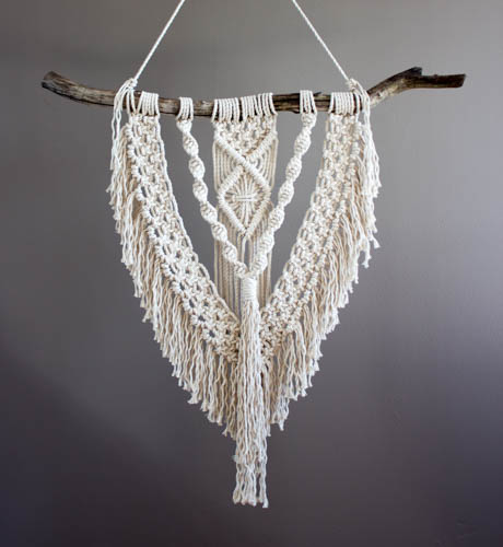 Medium Macramé Wall Hanging