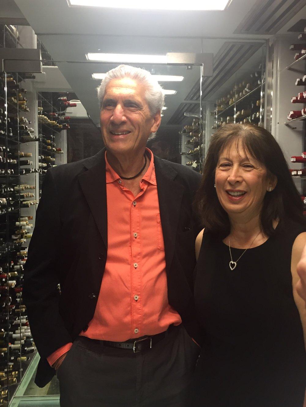 Ceil & Me smiling winer room (MA).JPG