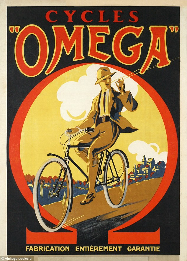 Vintage bike poster 1925 (daily mail).jpg