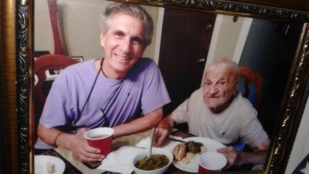 Dad & Me dinner at 156 copy (99 b-day).jpg