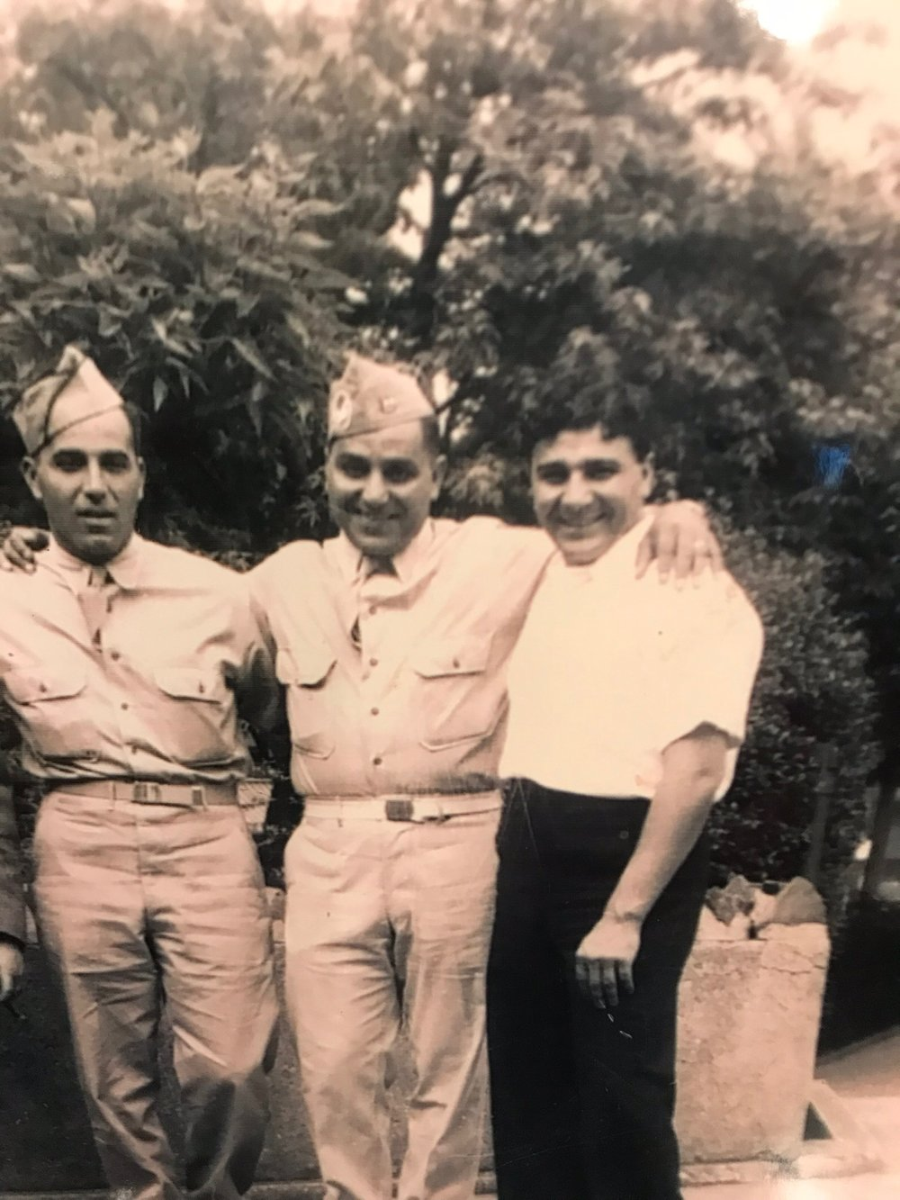 Uncles Anthony, Joe and Dad .jpg