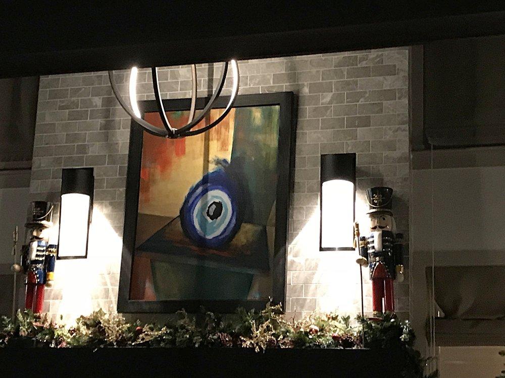 Blue evil eye, nutcrakers, lamps .jpg