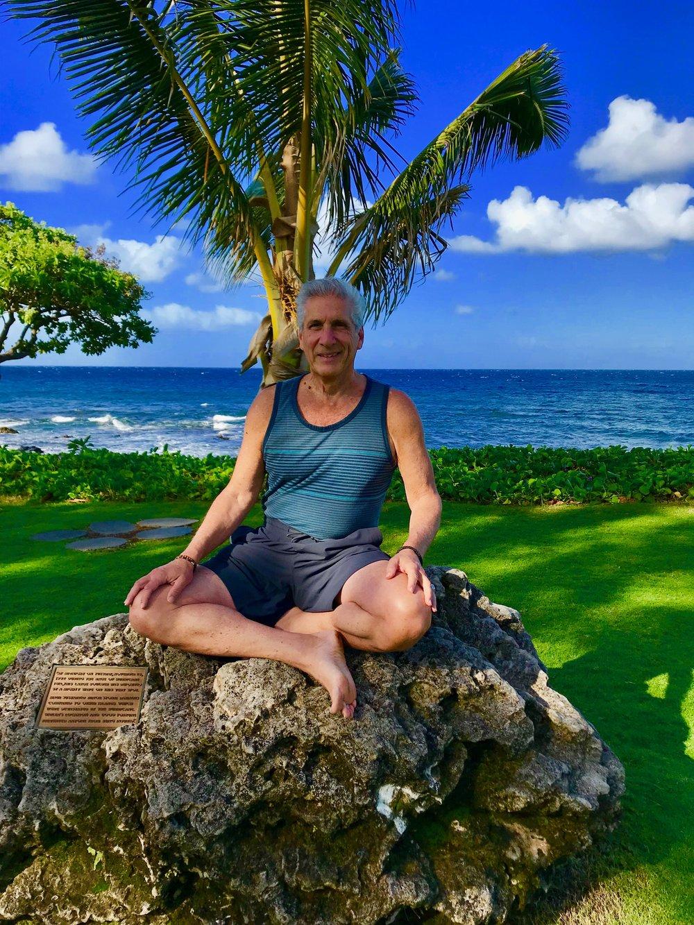 Dennis sitting X leg on Rock under Palm.jpg*.jpg