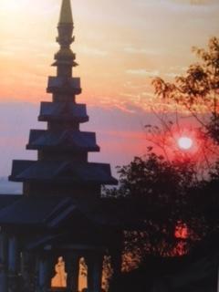 Photo abbot's Pagoda Kyaswa .JPG
