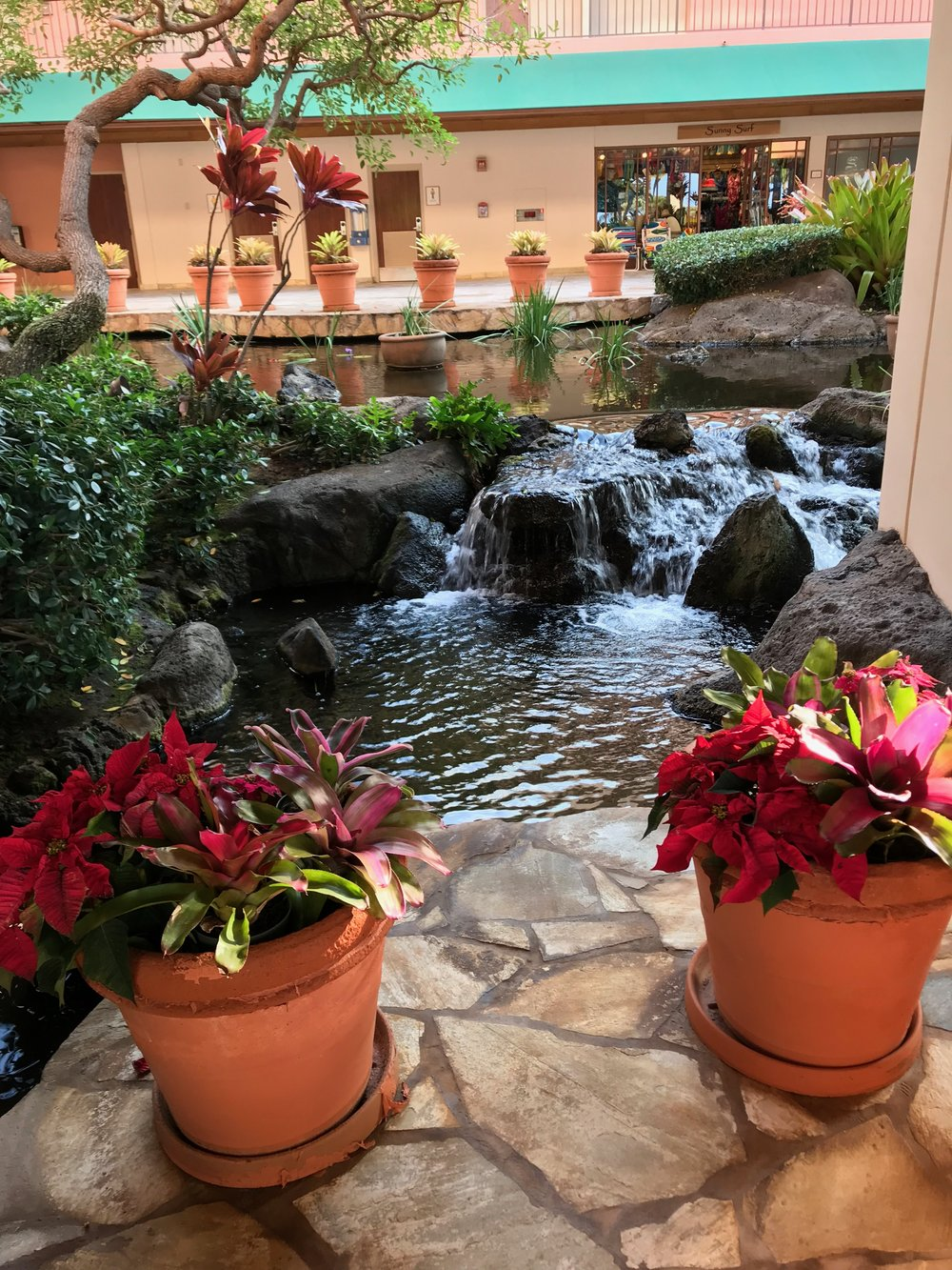 Red flower pots and H20 fall.jpg*.jpg