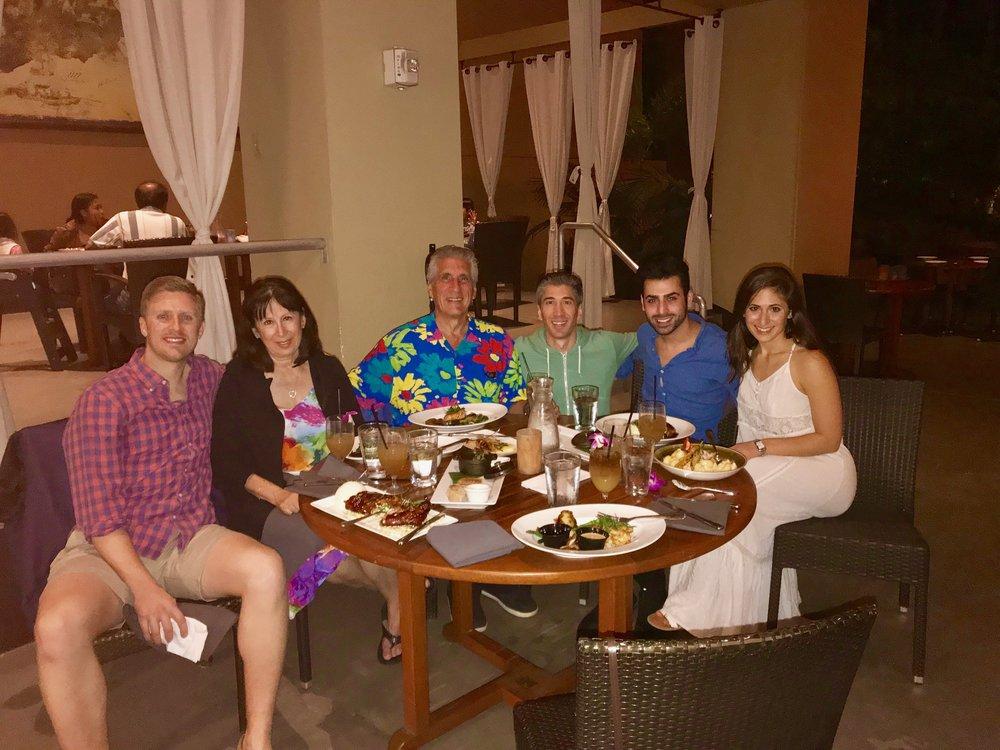 Group photo at Relish.jpg