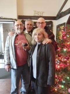 Mike, Me, Steve & Josie.JPG