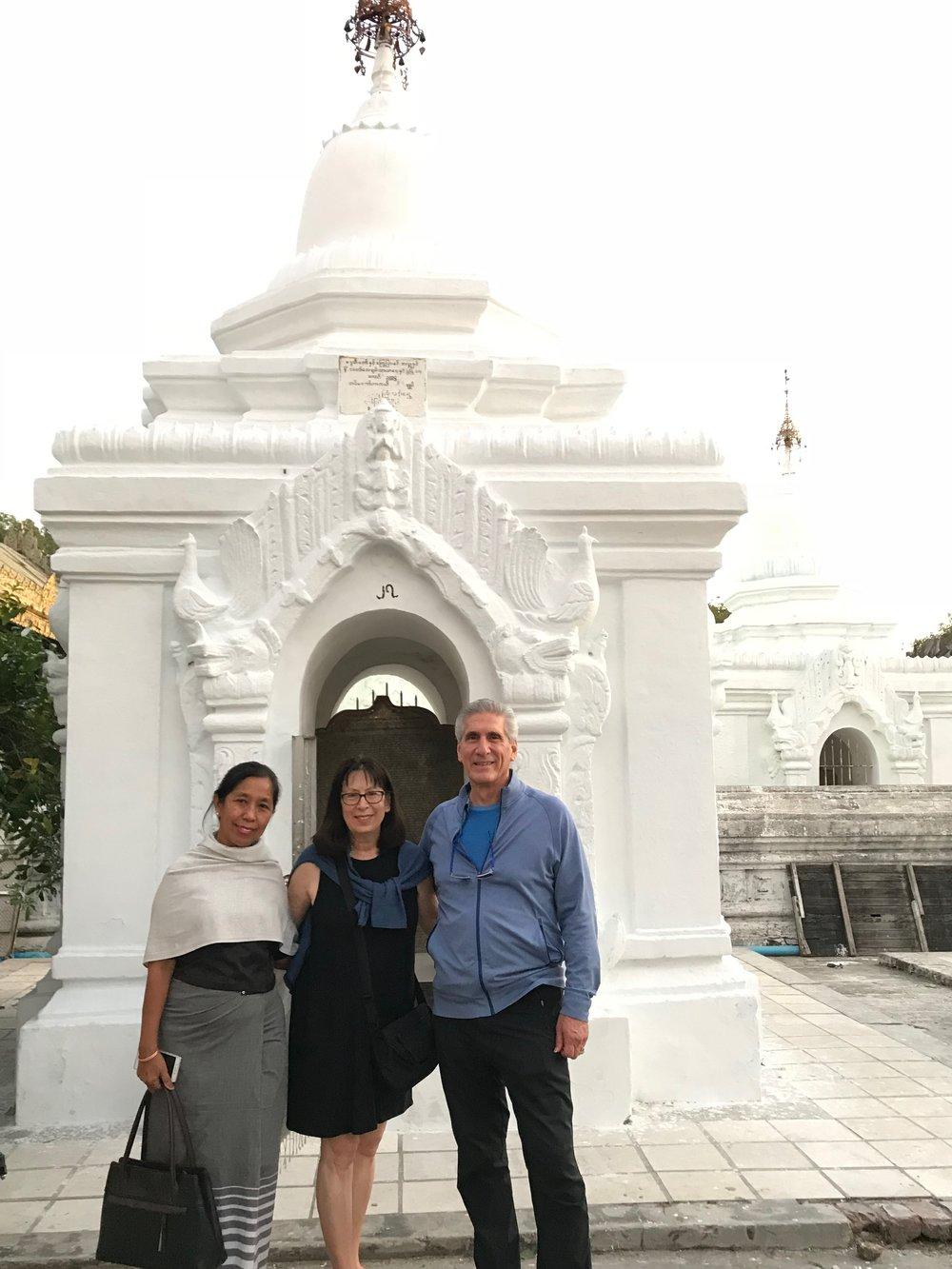 Maybelle, Cecile & Me at Pagoda.jpg*.jpg