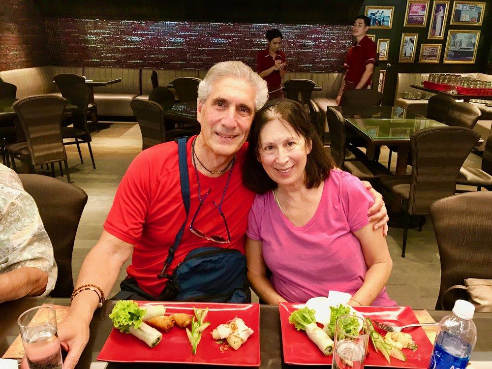 Ceil & Me in Red Lunch.jpg*.jpg