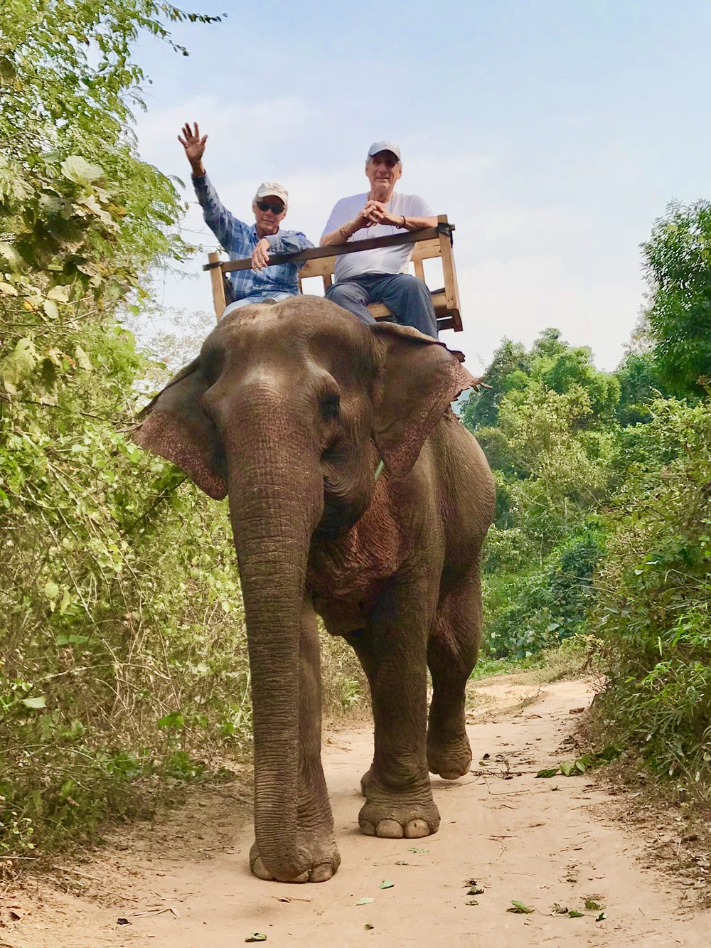 Ed waiving & Me on elephant.jpg*.jpg