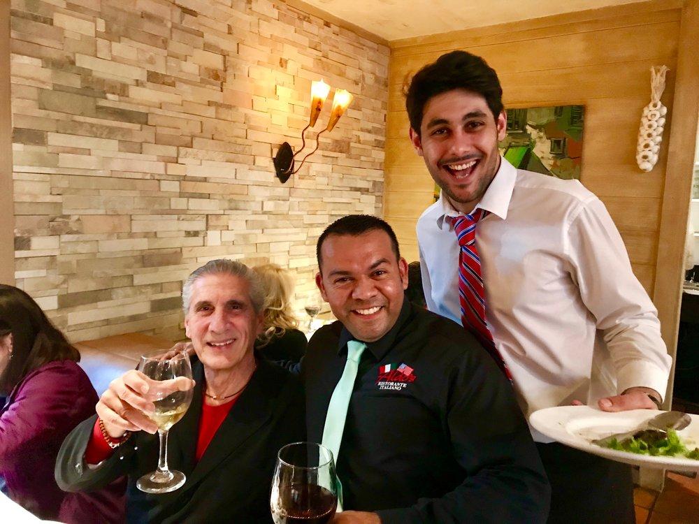 Aldo's Dennis w Marko & asst waiter.jpg*.jpg