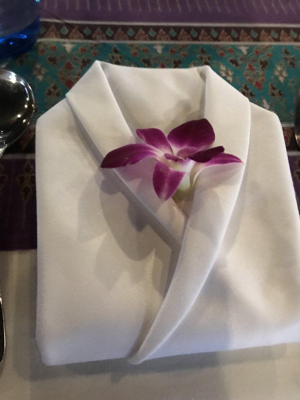 Robe & orchid flower.jpg*.jpg