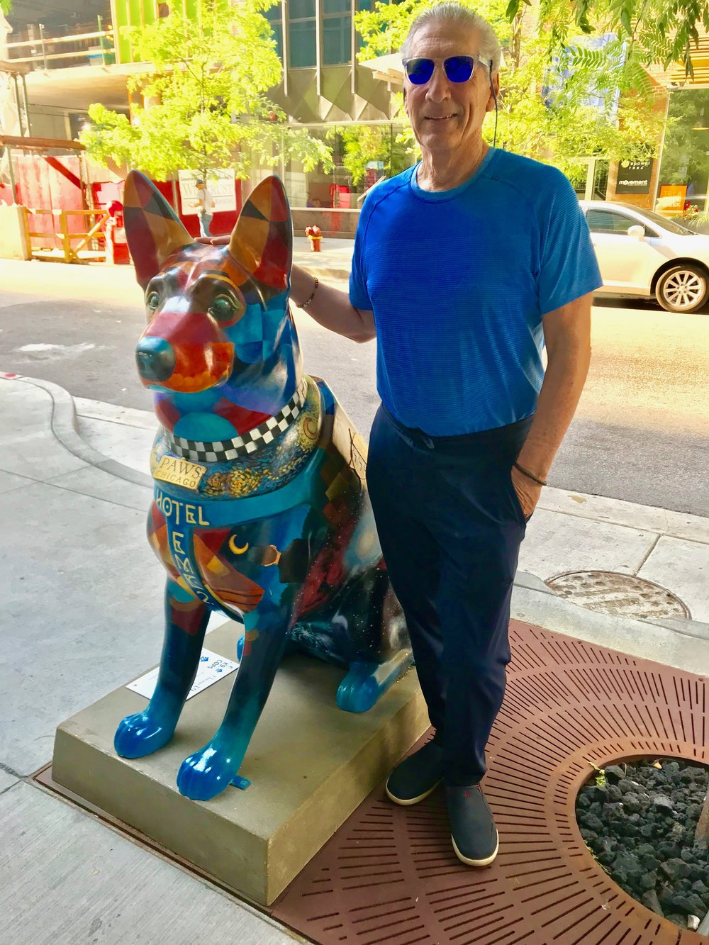 Photo (Dennis w Metal K-9 sculpture).jpg