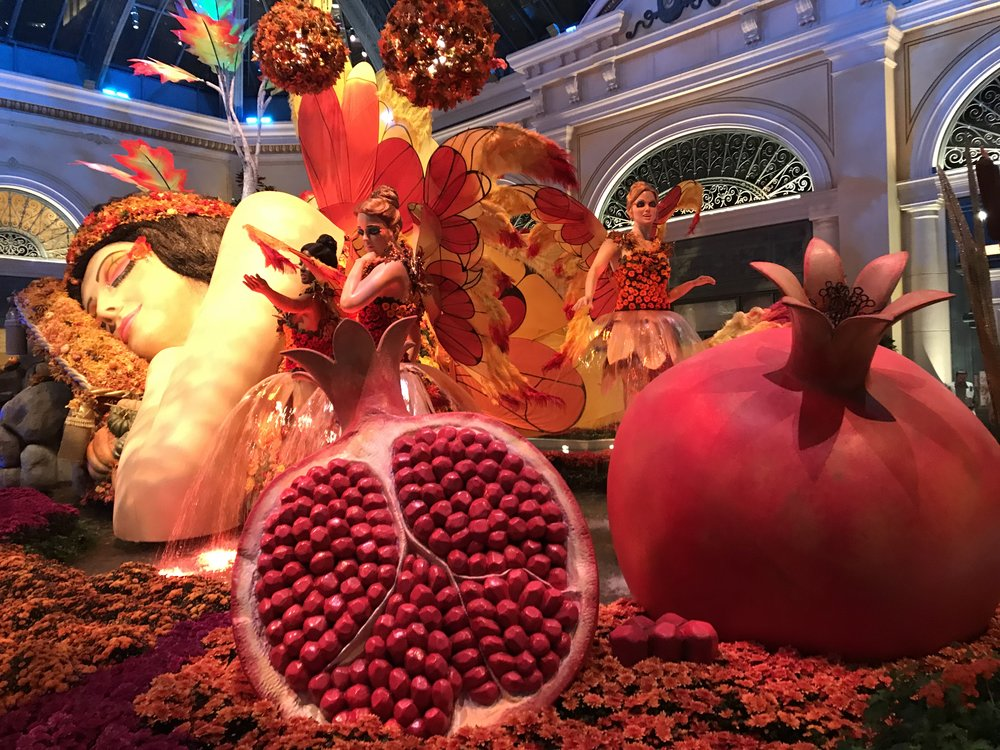 Sleeping Princess + Balerinas & Giant Pomegrante.jpg*.jpg