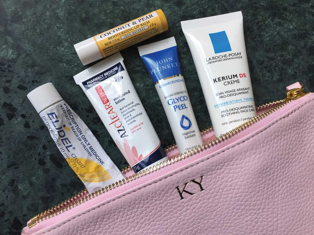 My Perioral Dermatits Arsenal; Use these Products and My Tips to Cure Your Facial Dermatits