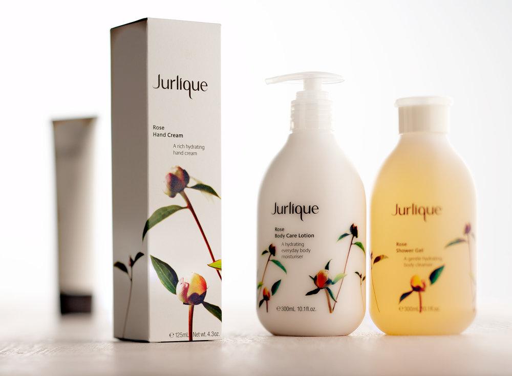 Jurlique, Australian Beauty Brand, Image:landiniassociates.com