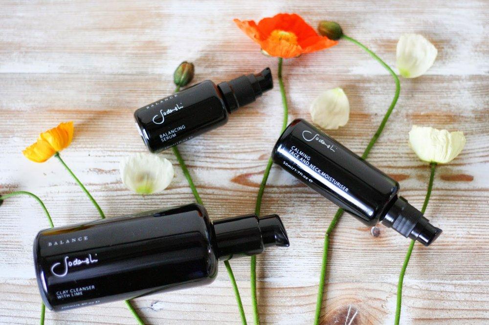 Sodashi, Small Batch Australian Made Beauty Products, Image darlingdeedee.com