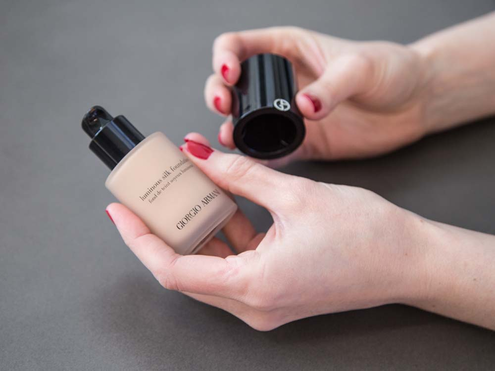 Giorgio Armani Luminous Silk Foundation SPF 20