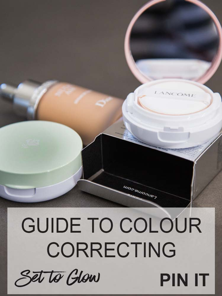 Simple Colour Correcting Concealers Guide. The Low Down on Colour Correcting Concealers