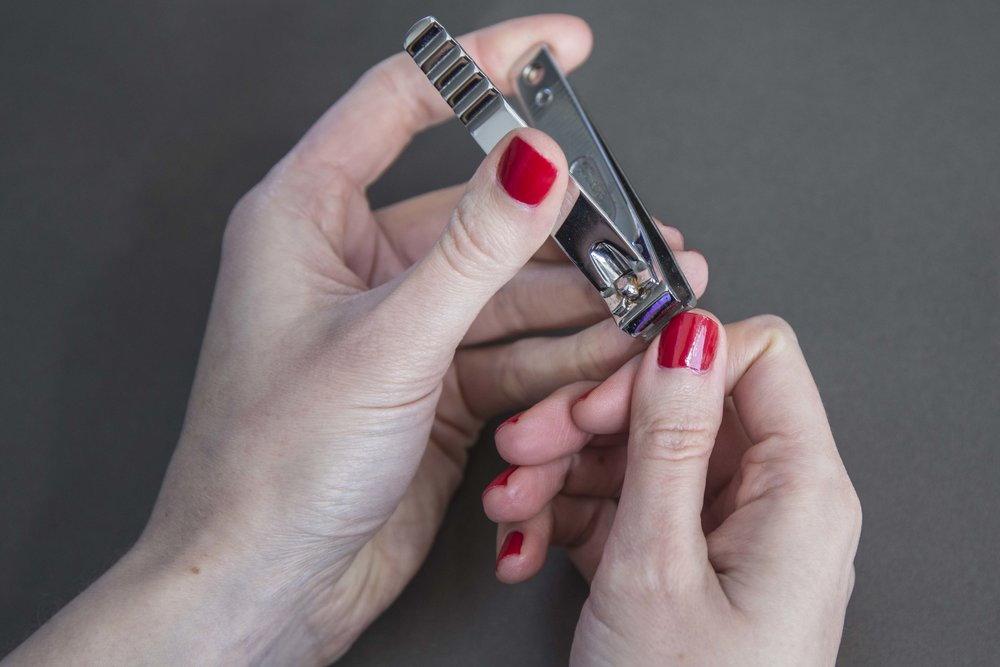 Taking Care of Your Nails When You Have a Nail Polish Obsession; Trim Your Nails Regularly