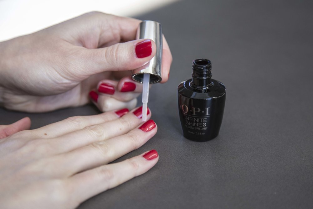 Taking Care of Your Nails When You Have a Nail Polish Obsession; Don't Forget the Base and Top Coat