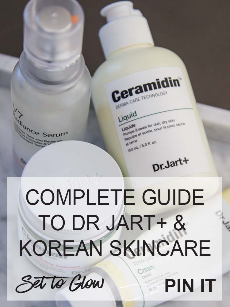 A Complete Guide to Dr Jart+ and Korean Skincare