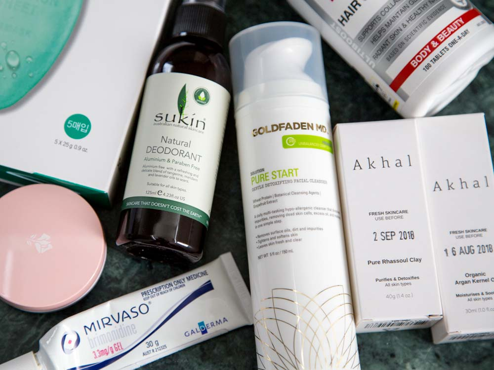 Skincare and Cosmetic Expiry Dates — Set to Glow