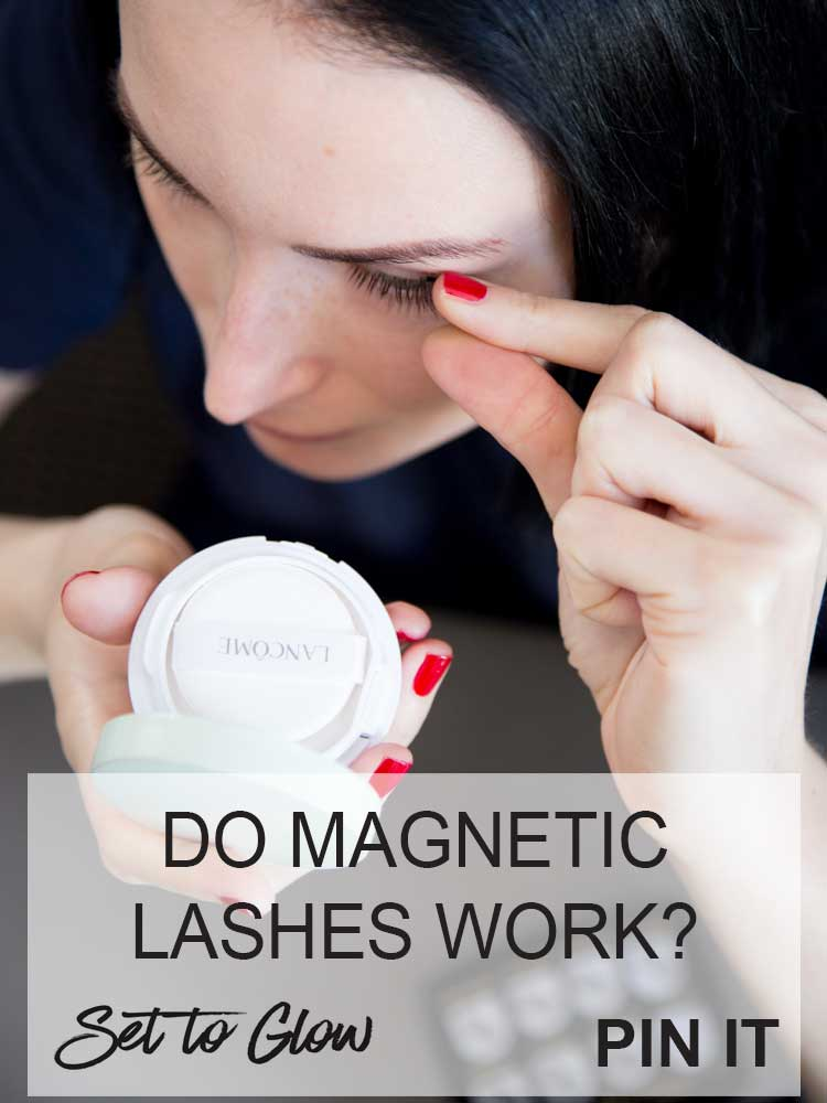 Magnetic Eyelash Review; One Two Cosmetics, Do they Work?