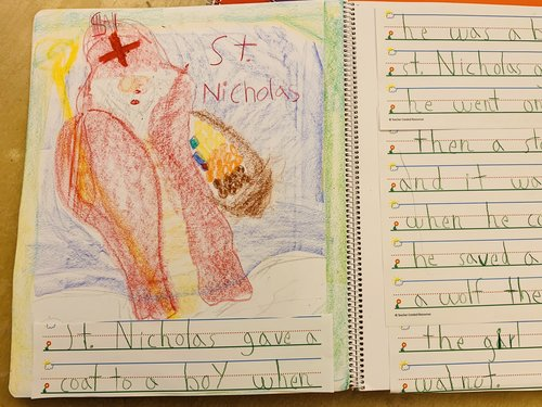 Why Second Grade Learns About the Saints — Swallowtail