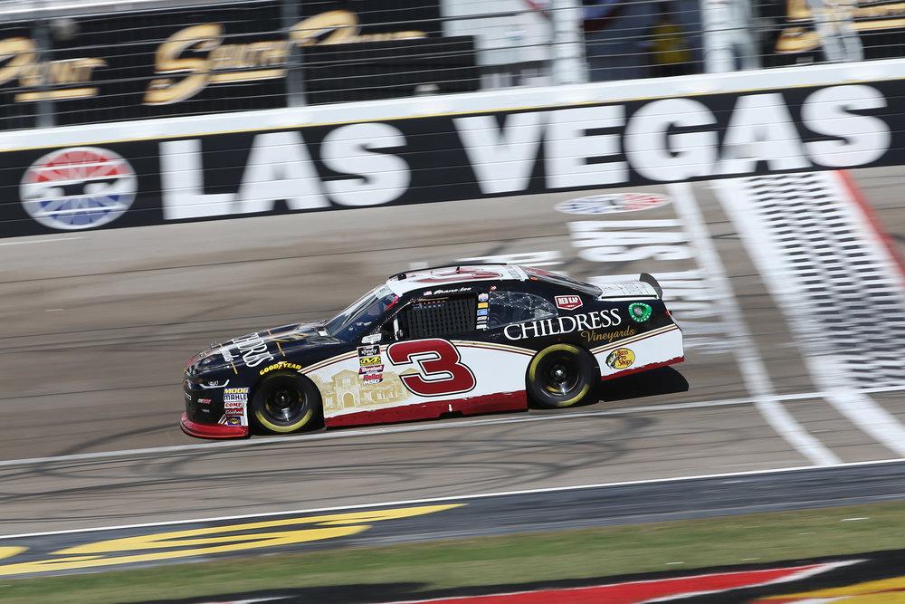 DC Solar 300 - Las Vegas Motor Speedway