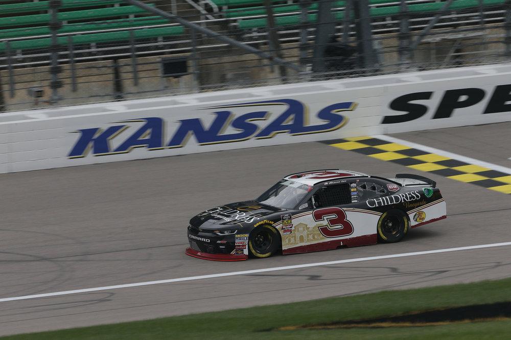 Kansas Lottery 300 - Kansas Speedway