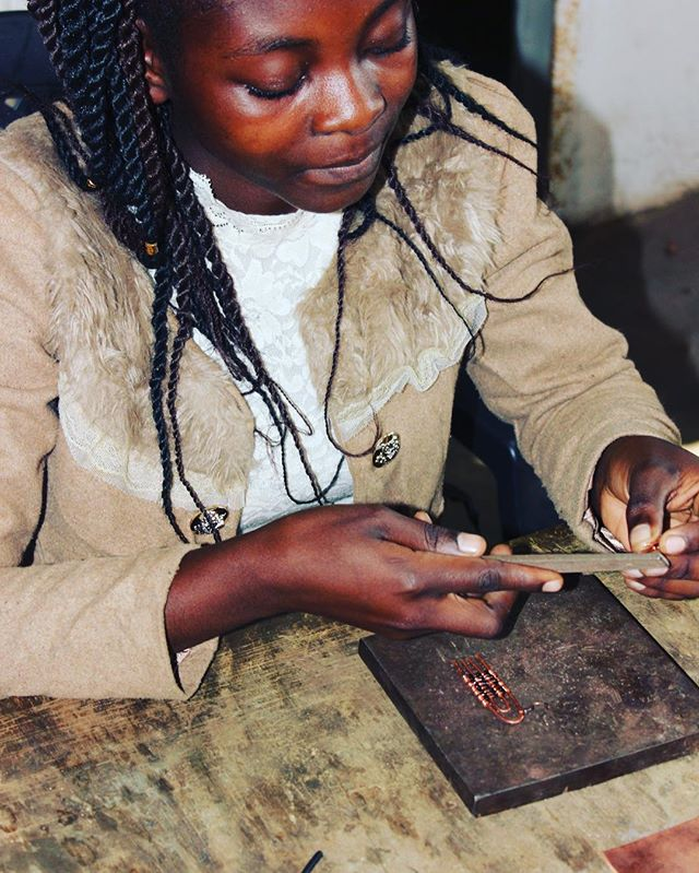 Giving Tuesday. Every Tuesday. Every DAY. A purchase from Bantu Project makes a direct investment in the lives of the women who made them. #givingtuesday #impact #giveback #economicempowermentforwomen #bantuproject