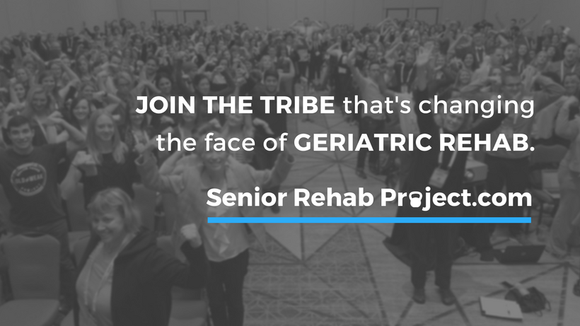 Senior Rehab Project - The Productivity Push