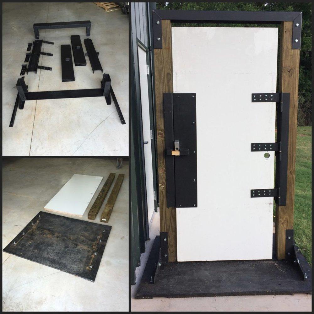 ... Take Action Par Training Props ... & Forcible Entry Door Gallery - doors design modern