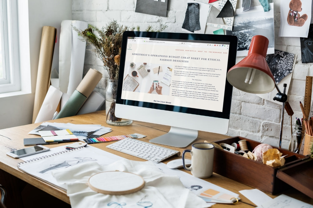 Build the Business your Brand Needs - Business Education for Ethical Fashion Designers
